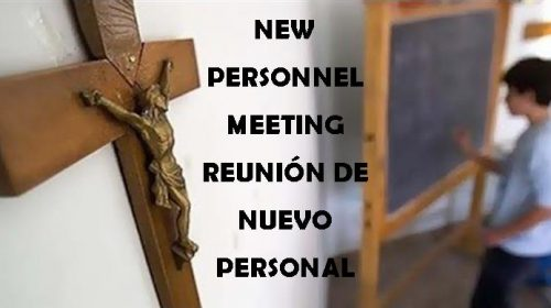 Personnel Meeting Icon